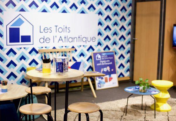 stand salon Habitat et Déco, agence Parade