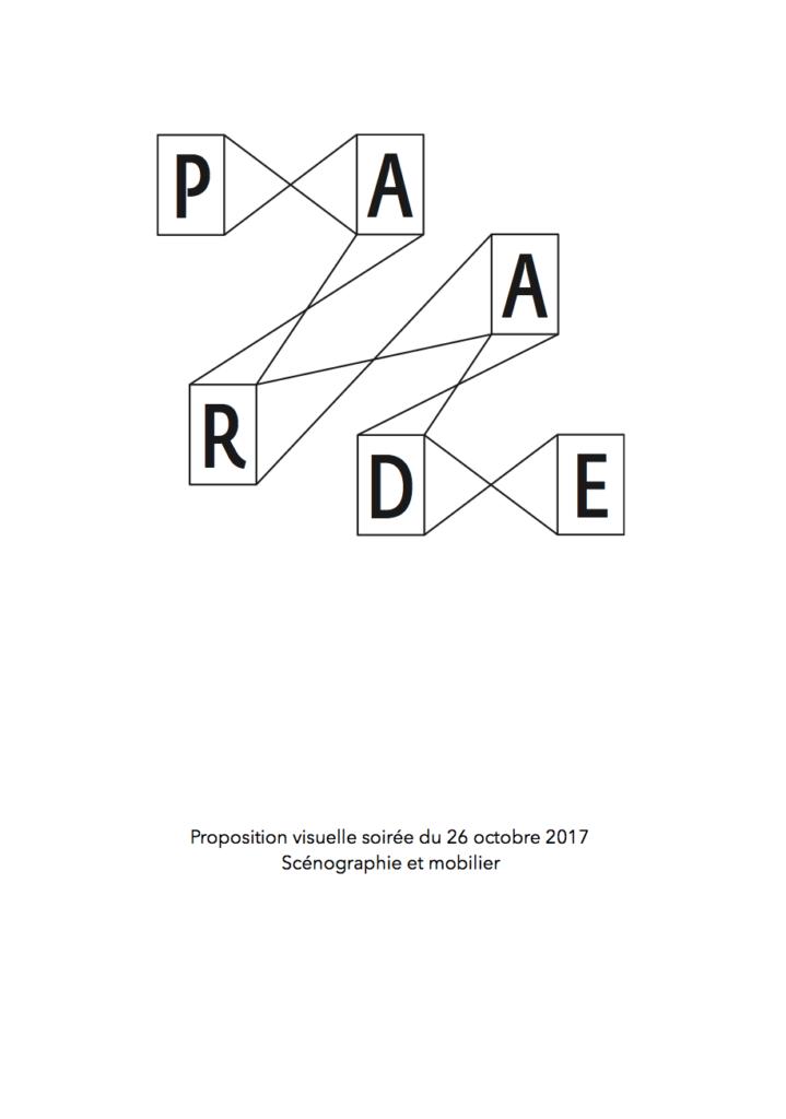 logo agence Parade